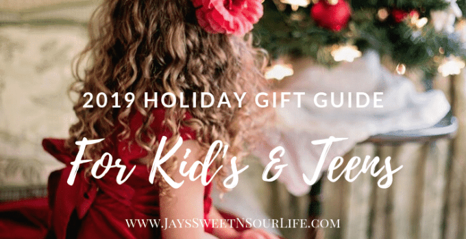 2019 Holiday Gift Guide | Gifts for Kids and Teens