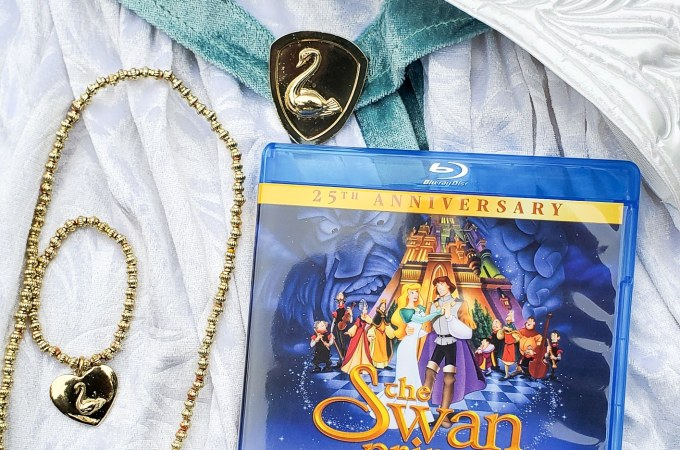 The Swan Princess 25th Anniversary Collectors Edition BlurRay. In celebration of the 25th anniversary of the Golden Globe®-nominated animated classic The Swan Princess. Sony Pictures Home Entertainment now offers the collectible 25th anniversary edition on Blu-ray and in 4K HDR on digital, both available on October 29th.