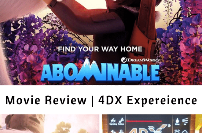 Abominable Movie Review - 4DX Experience at Regal Cinema. Catch the wonderfully captivating film 'Abominable' in 4DX at your nearest Regal Cinema Theatre. Set out on an epic 2,000-mile adventure from the streets of a Chinese city to the breathtaking Himalayan snowscapes.