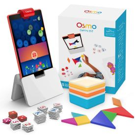Osmo Genuis Starter Kit. A great entry to the Osmo universe, the Genius Starter Kit includes everything your kids need to experience hands-on learning and digital fun in five different ways. Jays Sweet N Sour Life 2019 Holiday Gift Guide for kids.
