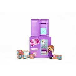 Boxy Girls Peek a Box. Boxy Girls™ Peek-a-Box comes in 3 different colors! Choose from Pink, Purple & Blue for your Mini Boxy Doll to unbox! Unbox 6 shipping boxes full of Couture & Luxe Fashion Finds! Unbox Clothes, Shoes, Bags & more! Jays Sweet N Sour Life 2019 Holiday Gift Guide for Kids.