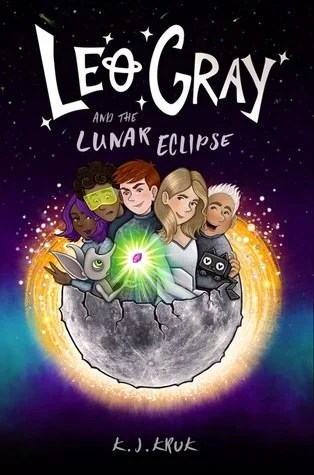 Leo Gray and the Lunar Eclipse.Zany boarding school romps dominate in Kruk's futuristic middle-grade debut novel about friendship and bravery. When a clear and very dangerous threat to Earth and the moon is revealed, the friends work well together as they attempt daring rescues and confrontations. The quick, witty dialogue will entertain young readers.