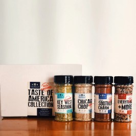 The Spice Lab Taste of America Spices and Seasonings Set