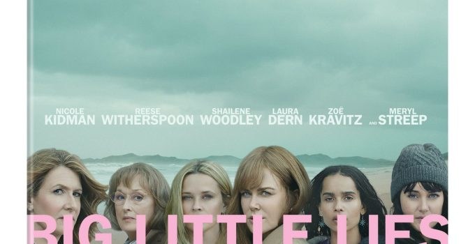 Big Little Lies: The Complete Second Season Available on BlurRay & DVD Today