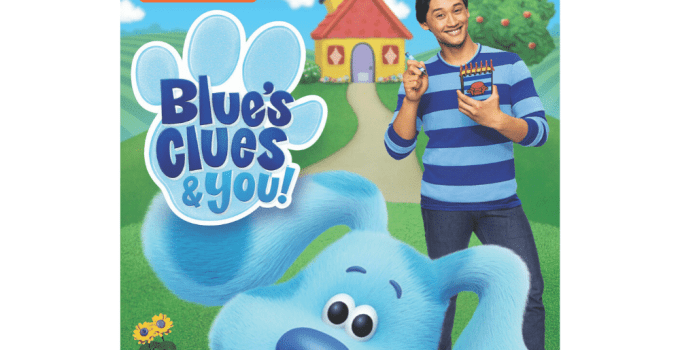 Blue's Clues & You! DVD Giveaway