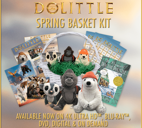 Enter to win a special Dolittle Spring Basket Giveaway with prizes you wont want to miss. Enter to win these fabulous prizes on my blog at JaysSweetNSourLife.com.