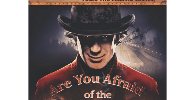 Are You Afraid Of The Dark? DVD Giveaway