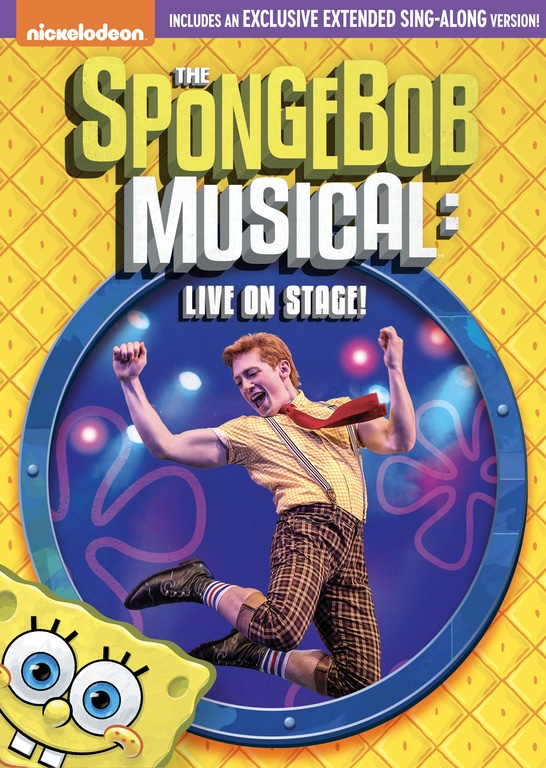 The Spongebob Musical Live on Stage!. Watch my exclusive interview with Tom Kenny and Ethan Slater as we discuss The SpongeBob Musical: Live on Stage! Coming to DVD & Digital Nov 3rd, 2020. Find out what he worlds ONLY 2 Spongebobs think about this incredible under the sea adventure LIVE on stage in Bikini Bottom.