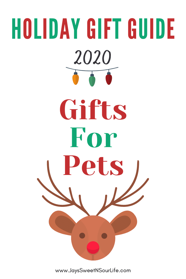 The holiday season is upon us and in just a few short weeks we will be celebrating Christmas! I have partnered with some amazing companies this holiday season to bring you an ultimate list of must-haves in my 2019 Holiday Gift Guide For Pets.