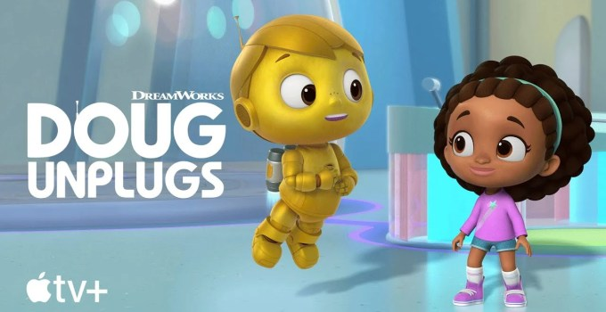 Interview with Doug Unplugs Executive Producers Aliki Theofilopoulos and Jim Nolan