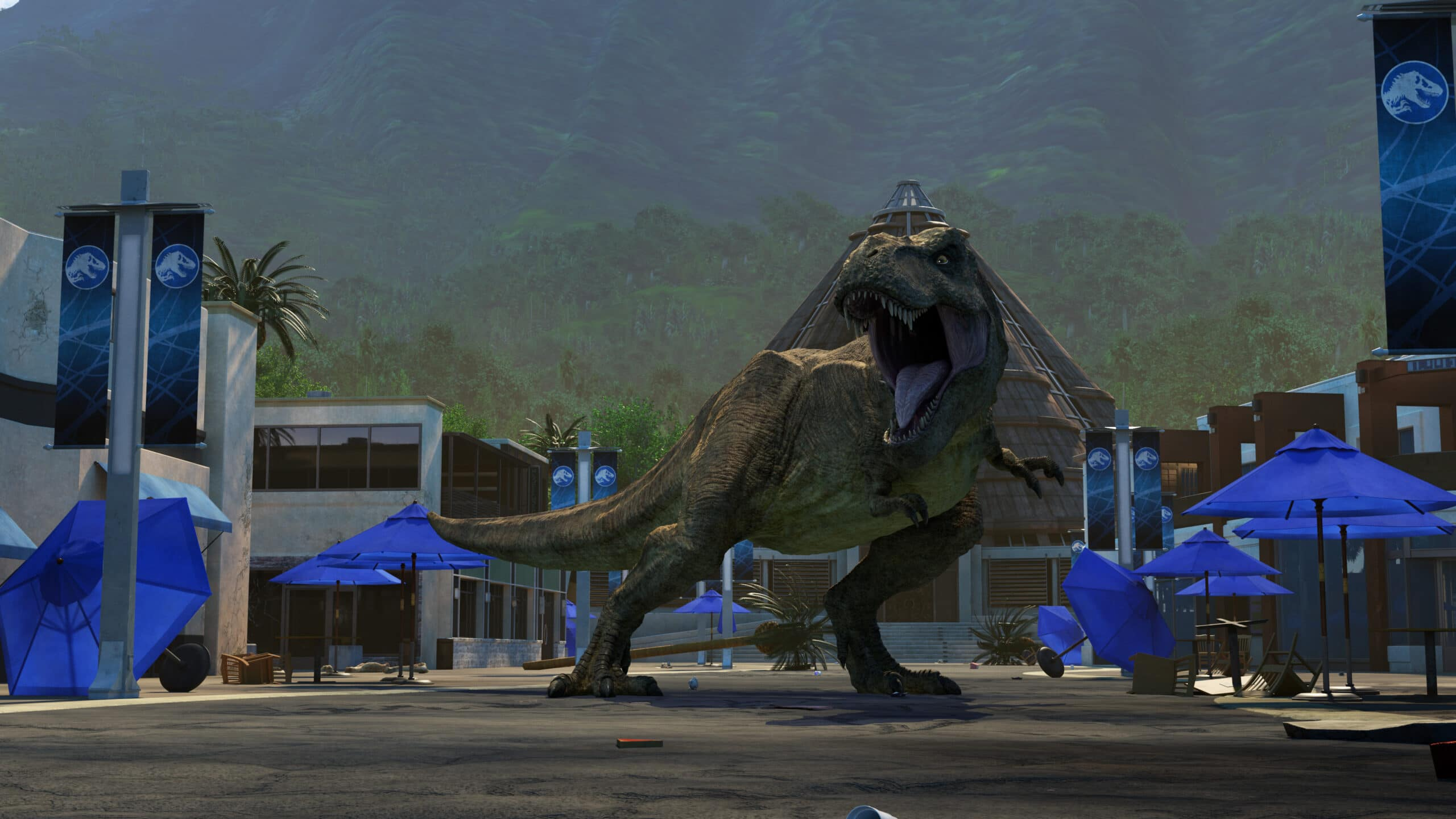 Jurassic World: Camp Cretaceous Dino. Now stranded on an abandoned Isla Nublar, the campers struggle to survive among the wreckage of Jurassic World. DreamWorks Animation Jurassic World: Camp Cretaceous will be returning to Netflix for a second season on January 22, 2021.