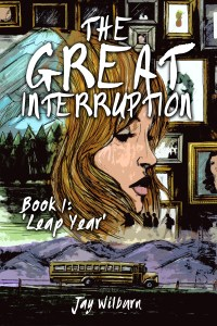 Great Interruption cover words