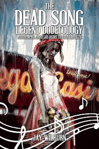 Dead Song book 4 cover front