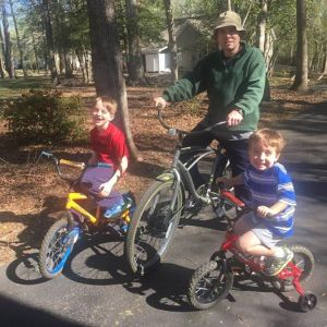 me bikes boys post transplant