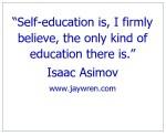 Isaac Asimov: Creating a Lifetime of Success