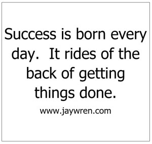 Jay Wren Success