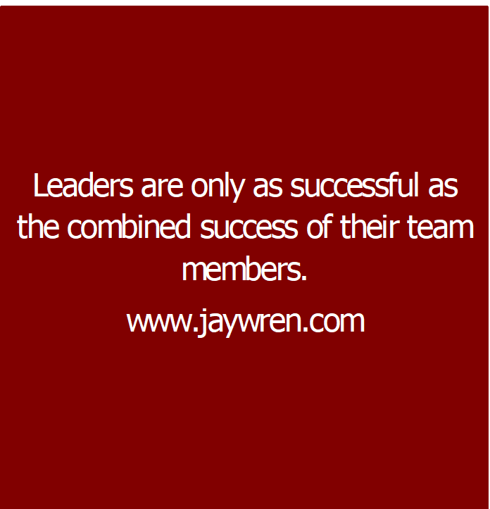 Successful Teams
