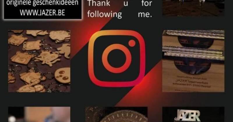 sociale media 400X bedankt