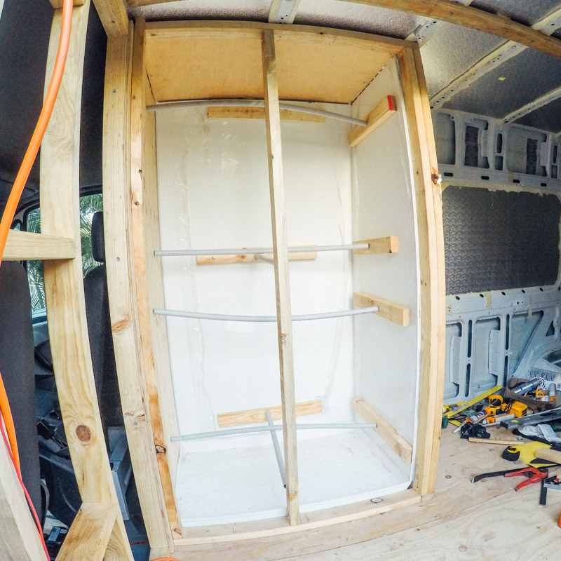Ep.5 Shower sheeting 3