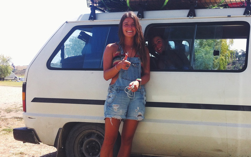 What does travel mean to you? (with Emily Rathmanner)