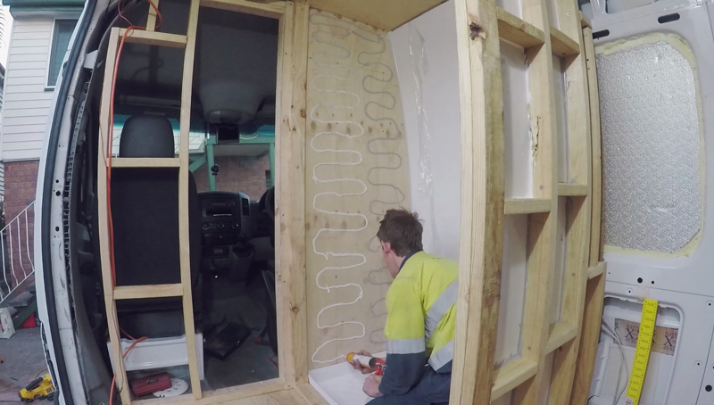 Ep.5 Shower sheeting 4