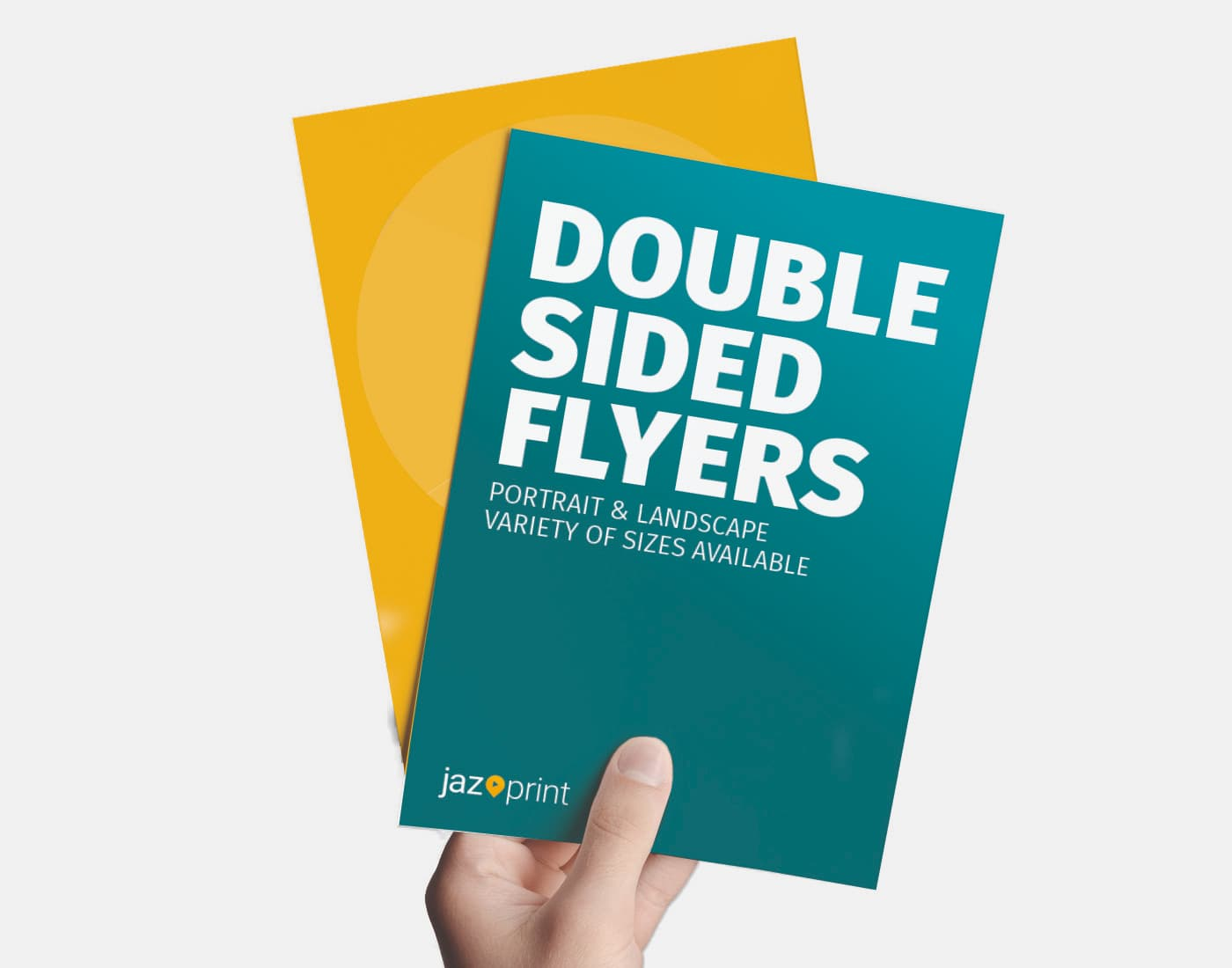 Double Sided Leaflets Amp Flyers