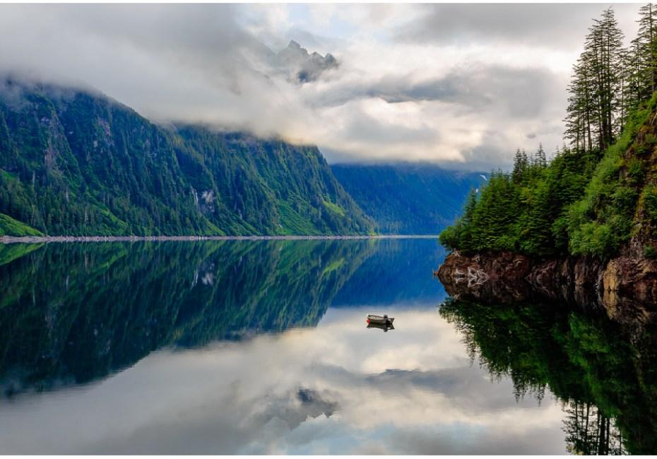 Blue Lake by Joe Azure.