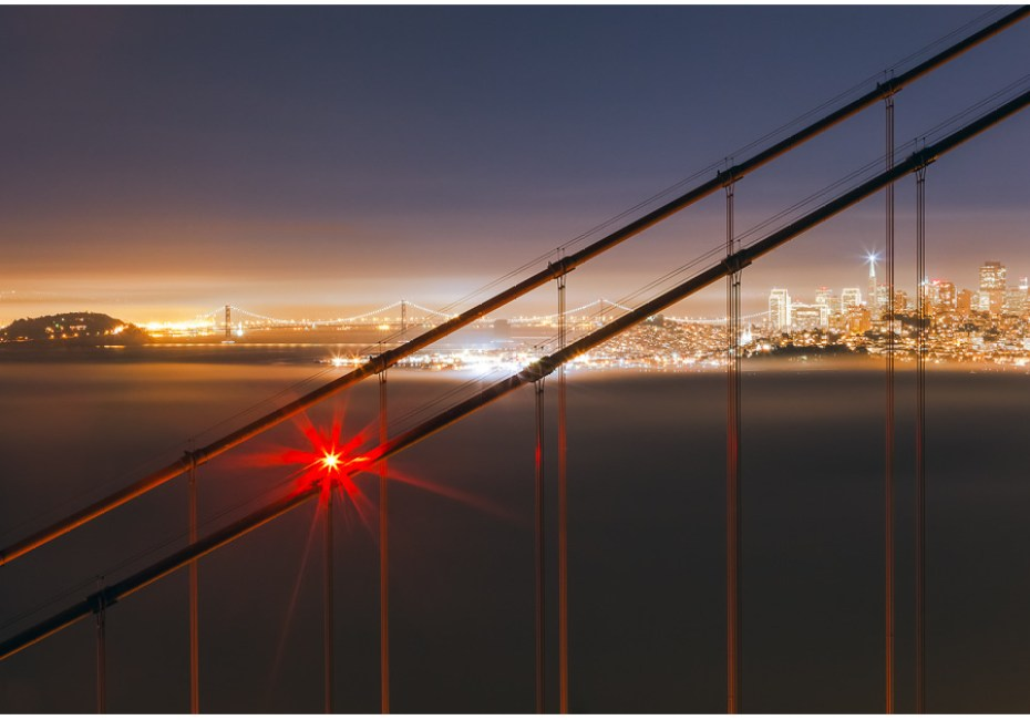 Holiday in SF by Joe Azure.