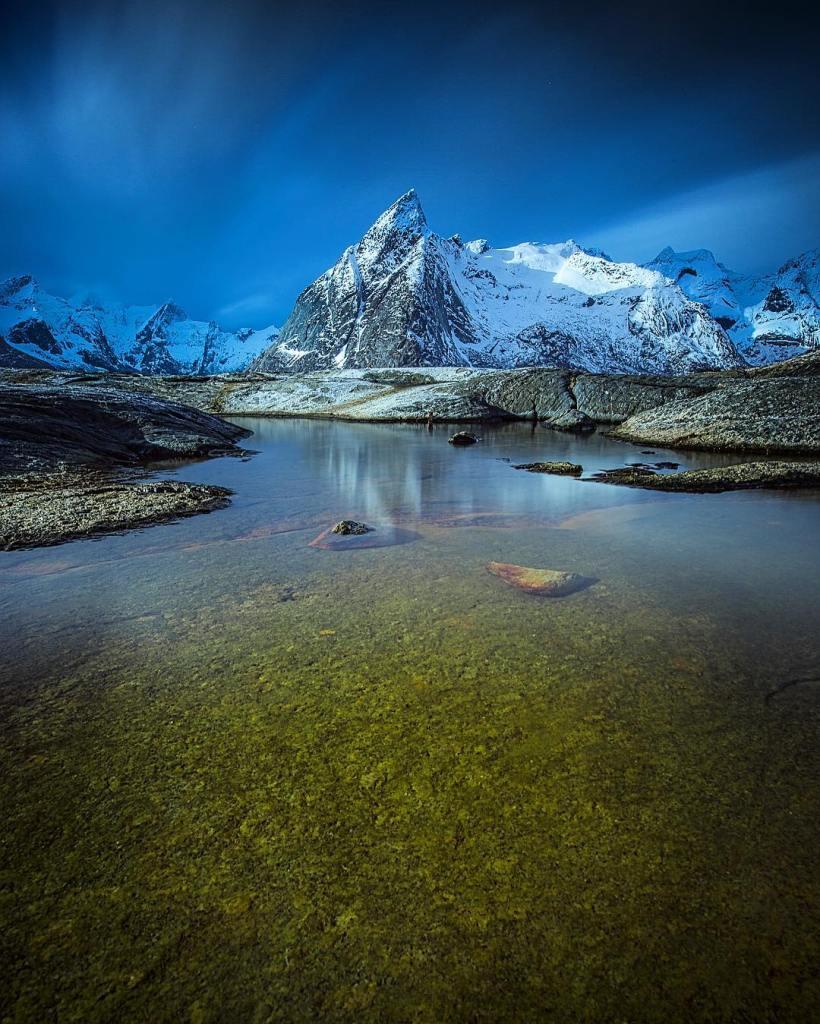 Norwegian Moonlight  Wishing all my friends headed to Loftonhellip