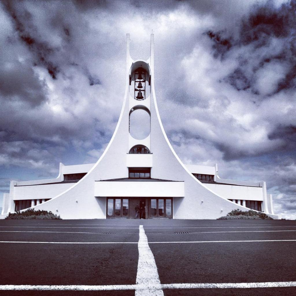 Icelandic Church  The houses of worship on Iceland arehellip