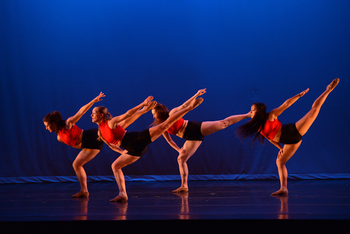Dancin' Unlimited Jazz Dance Company
