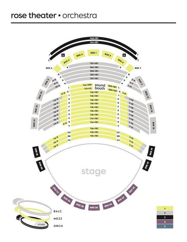 Jazz At Lincoln Center Seating Chart Brokeasshome Com