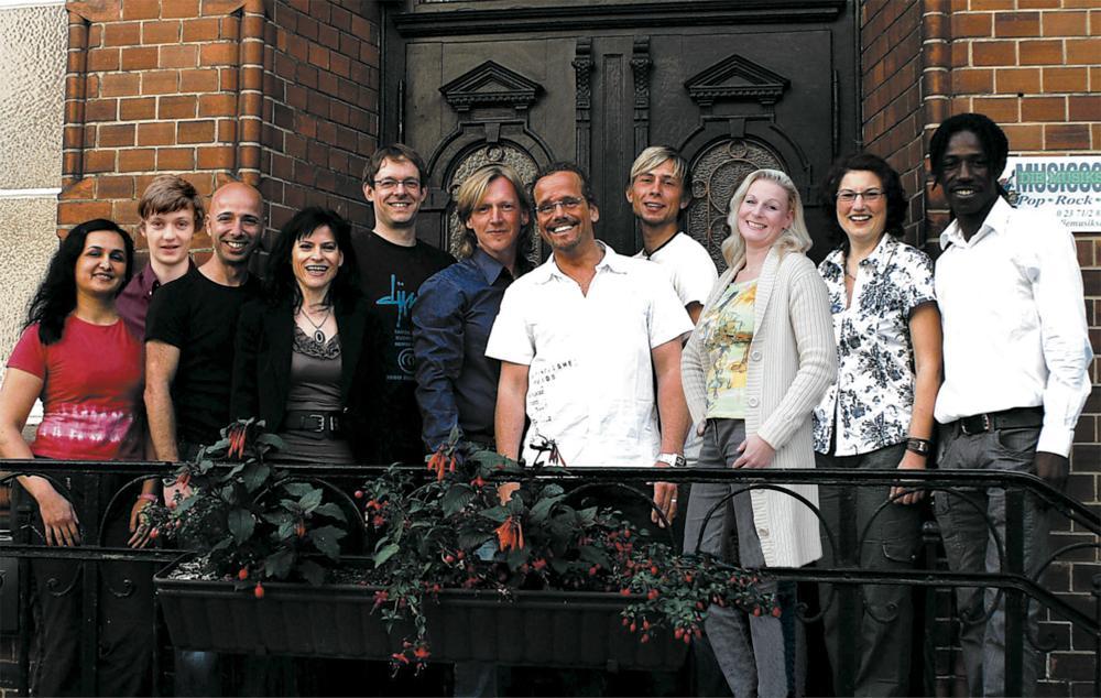 Rockabend 2012 – Musikschule Gröhlich