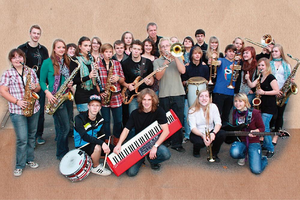 Jazzteens & Jazzination