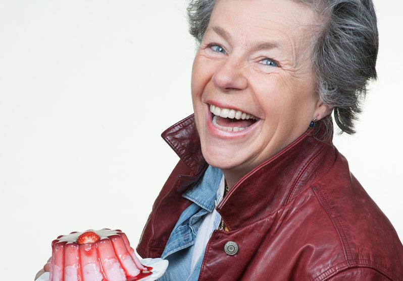 Margie Kinsky – Ich bin so wild nach deinem Erdbeerpudding