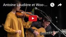 Antoine Laudière et Woo-Ree Hu