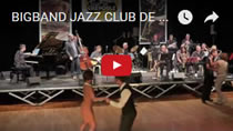Big Band Jazz Club de Grenoble et Malcolm Potter avec Grenoble Swing