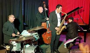 Duke's Place Quartet