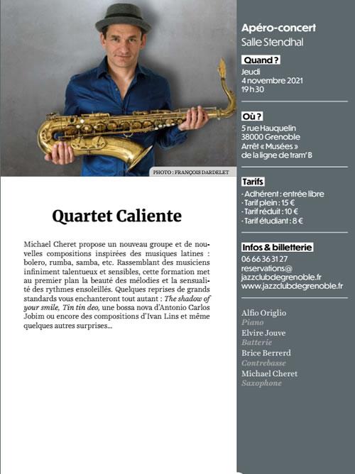 Quartet Caliente