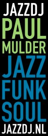 Jazz DJ Paul Mulder