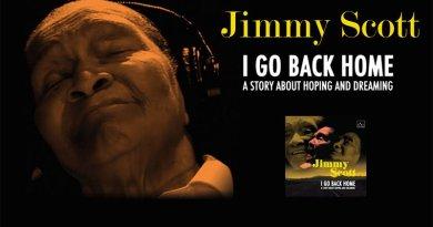 JimmyScott - I go back home - cover