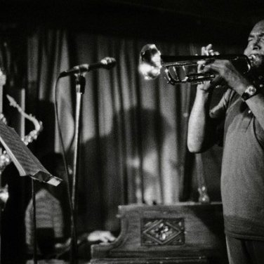 Dexter Gordon & Benny Bailey - Village Vanguard, NYC June, 1977