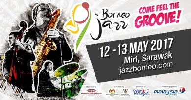 Festival de Jazz de Borneo 2017