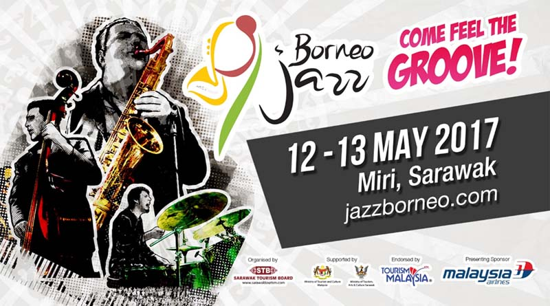 Borneo Jazz Festival 2017