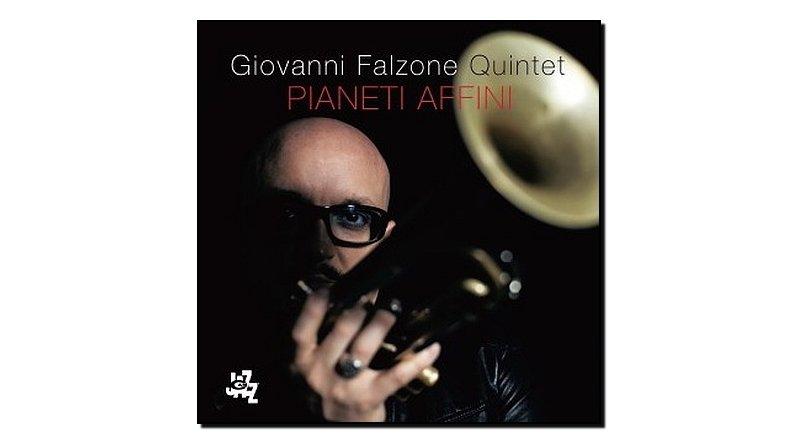 Giovanni Falzone Quintet - Pianeti Affini