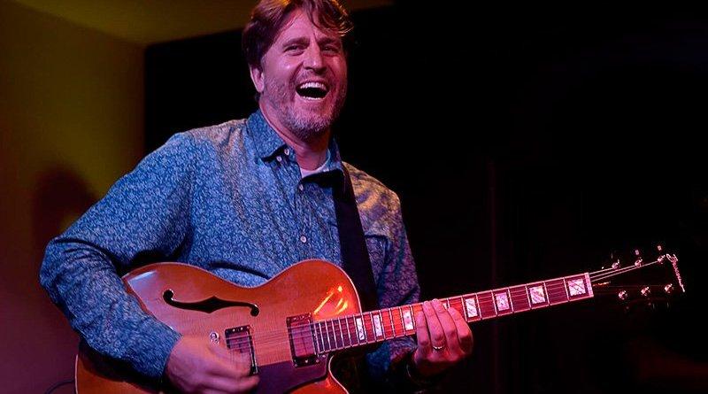 Corey Christiansen Guitarra contemporánea Entrevista Jazzespresso