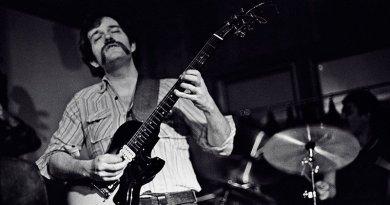 Adios John Abercrombie Jazzespresso guitarra jazz