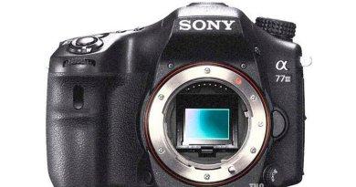 Sony A77 III