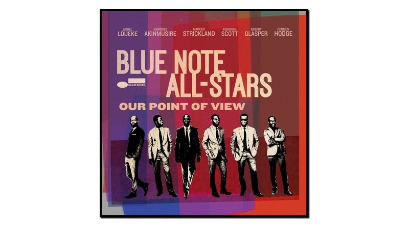 Blue Note All Stars feat. Wayne Shorter & Herbie Hancock - Our Point Of View