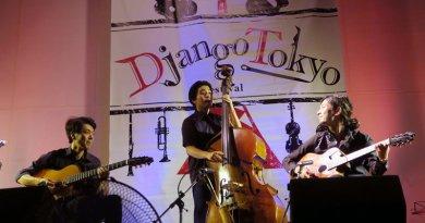 Adrien Moignard Tokyo Django Collective Eliza Wong 專訪